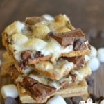 S'mores Toffee (aka S'mores Crack)