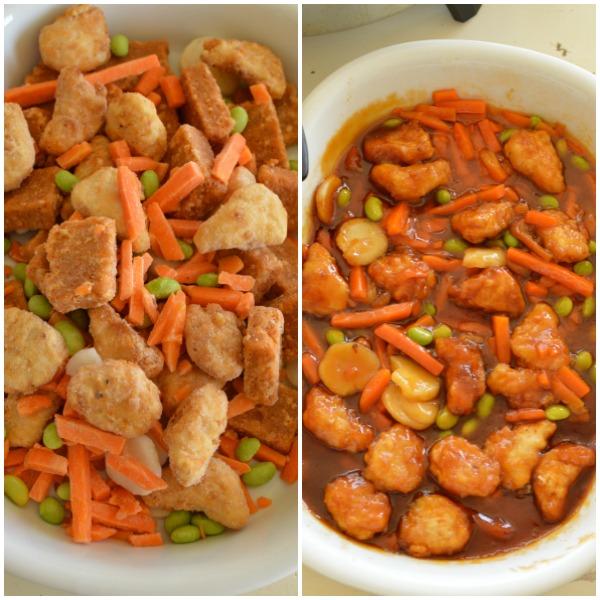 P.F. Changs Home Menu - Orange Chicken