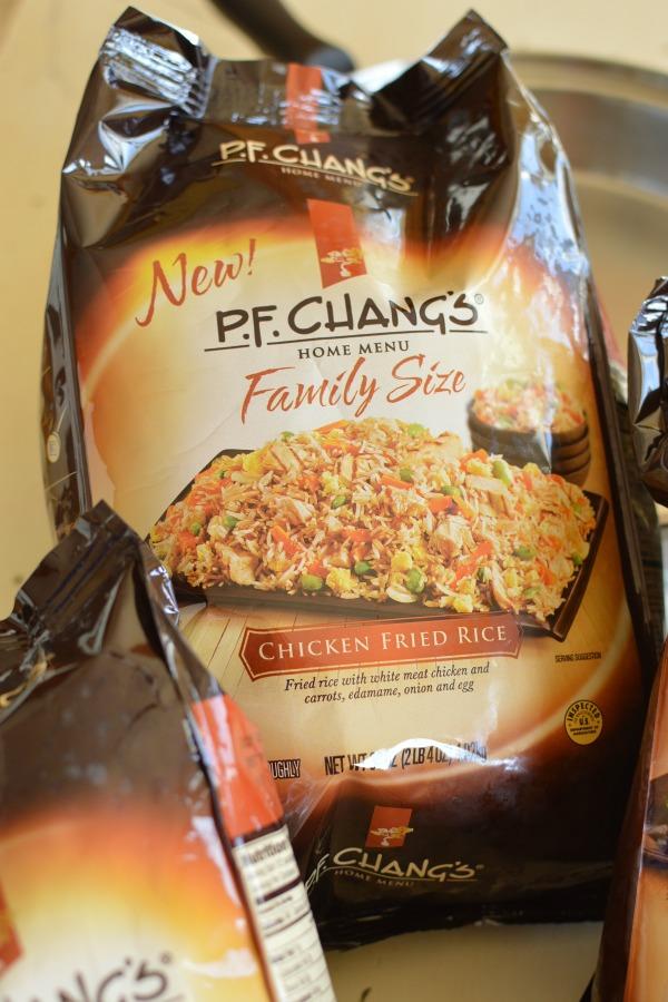 P.F. Changs Home Menu - asian food