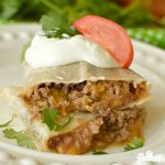 Quick and Easy Beef Burritos