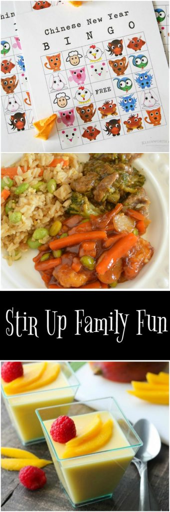 Stir Up Family Fun with P.F. Chang's Home Menu! Explore more Wok Wednesday Inspiration Here!