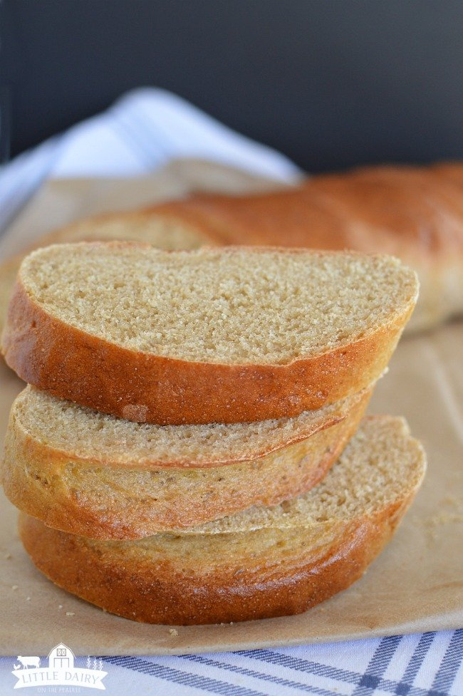 whole wheat french bread 11