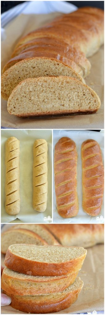 whole wheat french bread 13