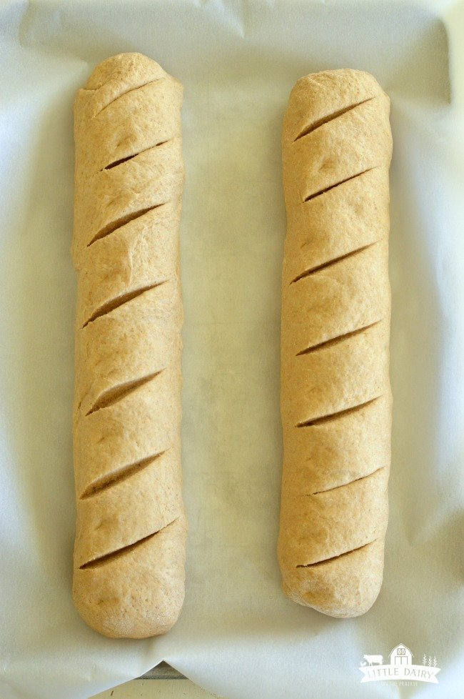 whole wheat french bread 6