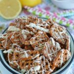 Lemon Sugar Pretzels