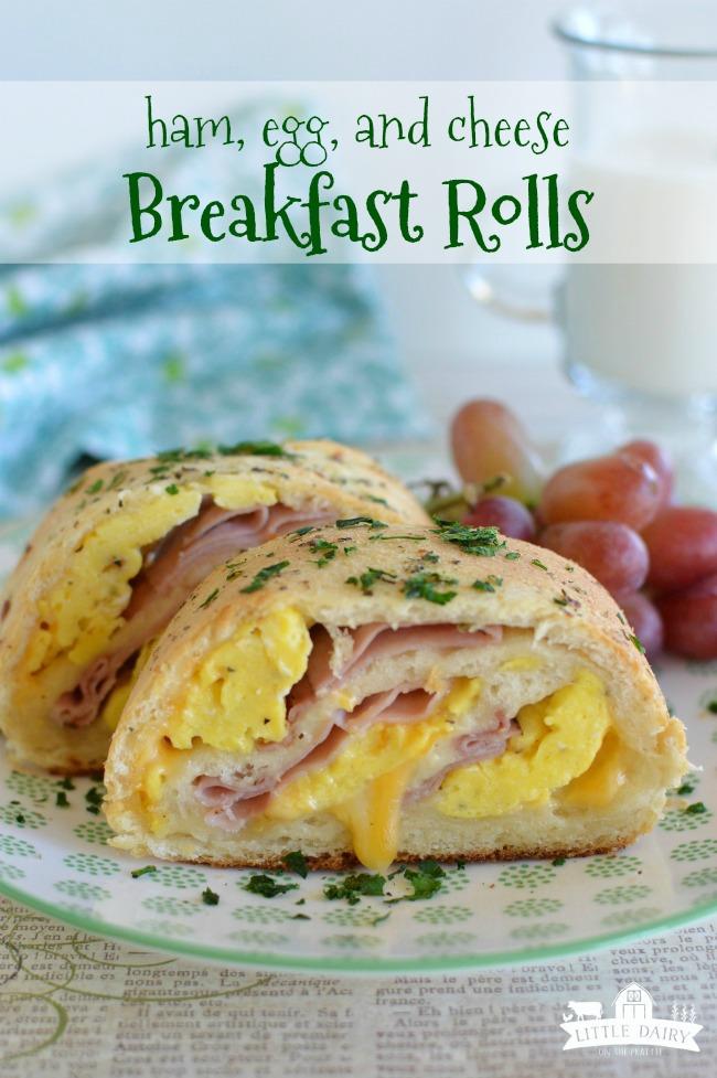 Breakfast Rolls 7