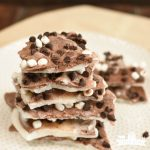 S'mores Greek Yogurt Bark