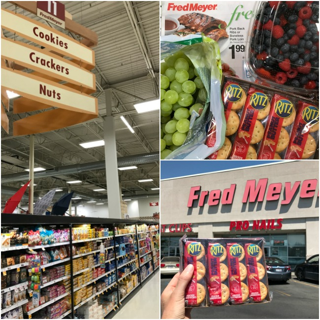 Easy Snack Hack- Fred Meyers