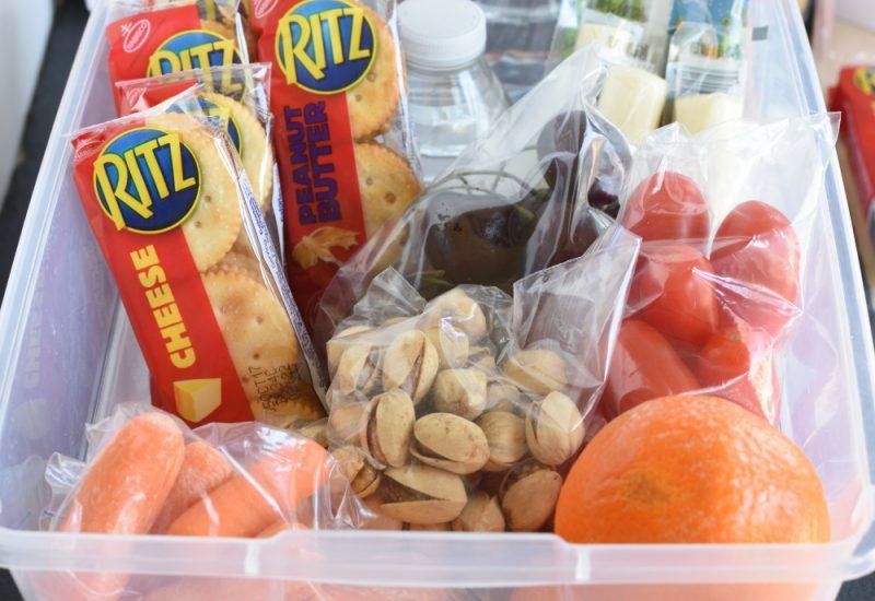 Easy Back to School Snack Hack - healthy