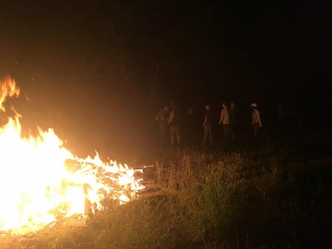 Proud of My Town - Bonfires