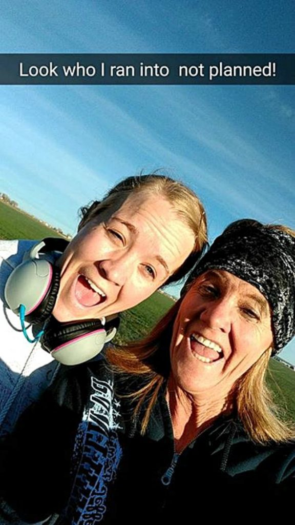 Proud of My Town - Mother Daughter Runners
