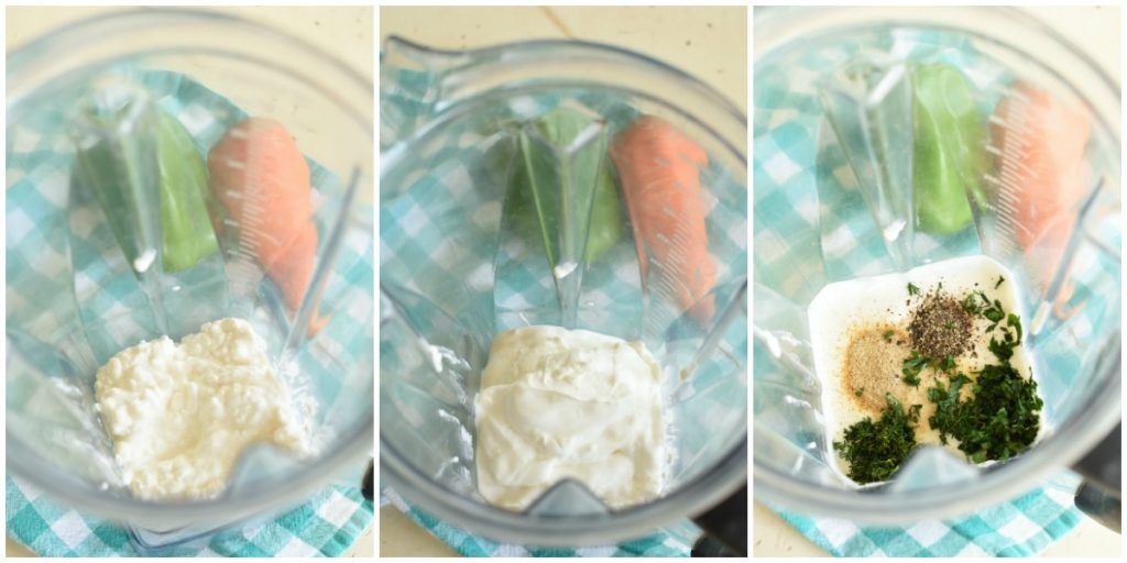 Dilly Dip- and easy to make dressing and veggie dip