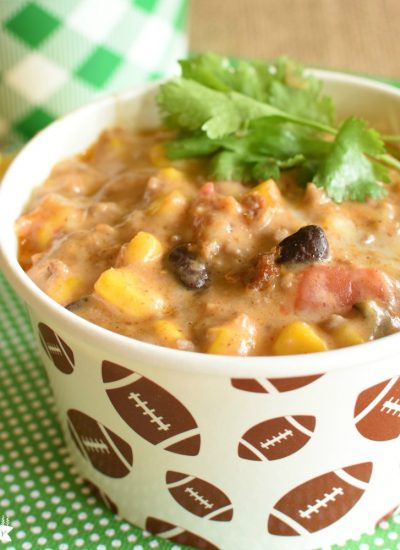 Fiesta Mexican Dip- Featured Image