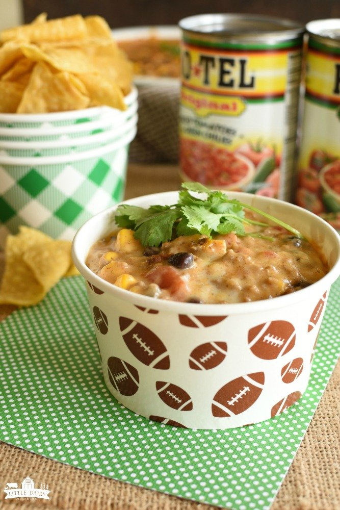 Fiesta Mexican Dip- Football Food