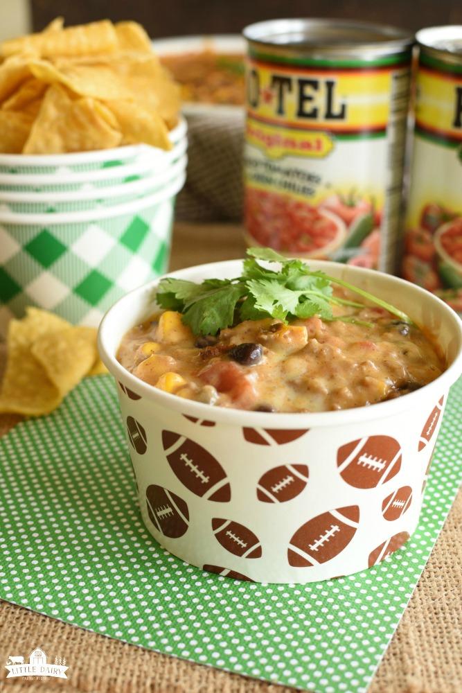 Fiesta Mexican Dip- Football Food