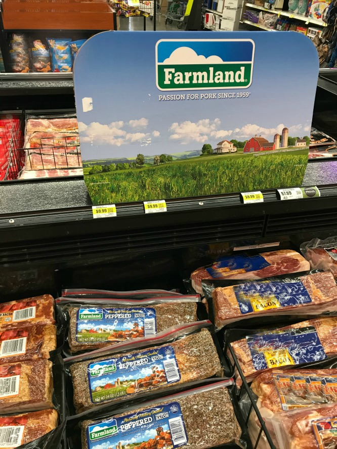 French Bread Breakfast Pizza - Farmland products