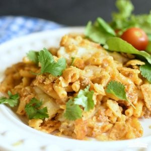 Mexican Mac and Cheese- Featured Image