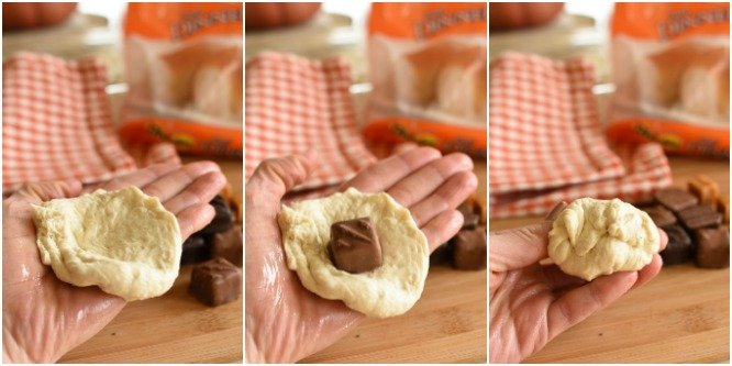 Moose Balls - Step By Step