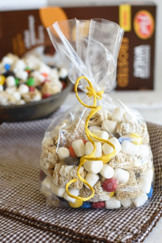 S'mores Trail Mix - Fuel your shredded life
