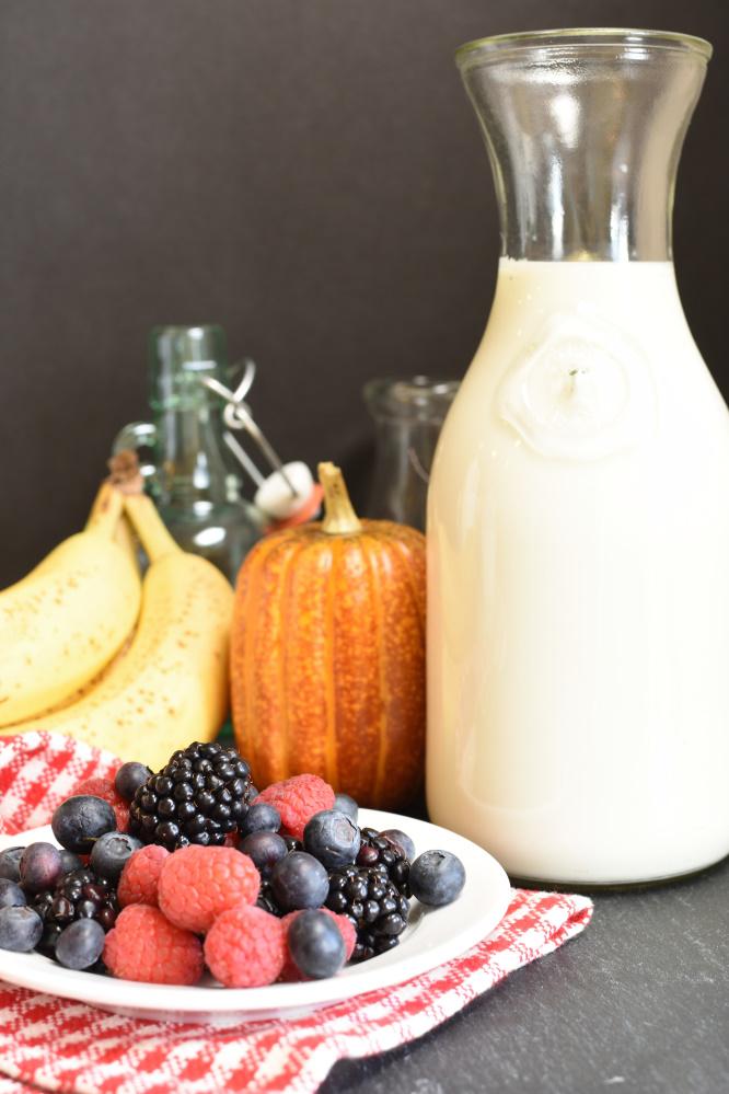 Flavored Milk - ingredients