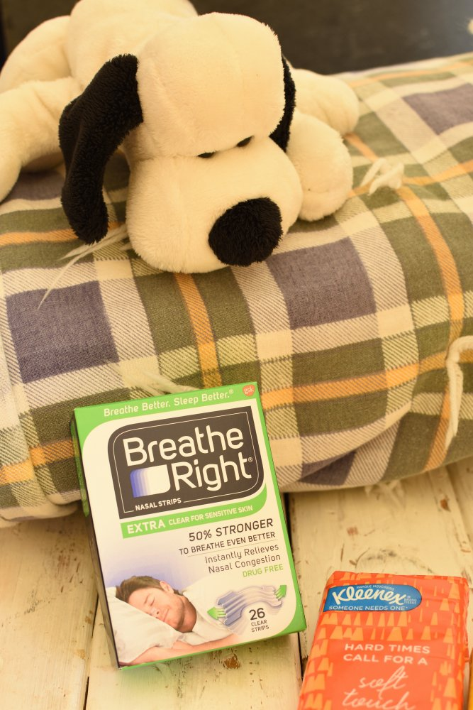 Germ Season Prep Hacks- Breathe Right