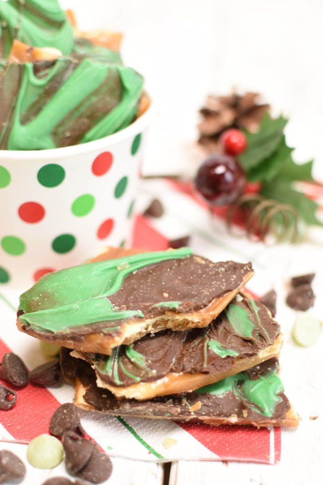 Mint Christmas Crack - addicting candy