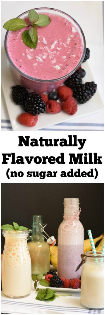 Naturally Flavored Milk adds variety to nutritious farm fresh milk! Kids beg for this stuff! #ad #KnowYourMilk