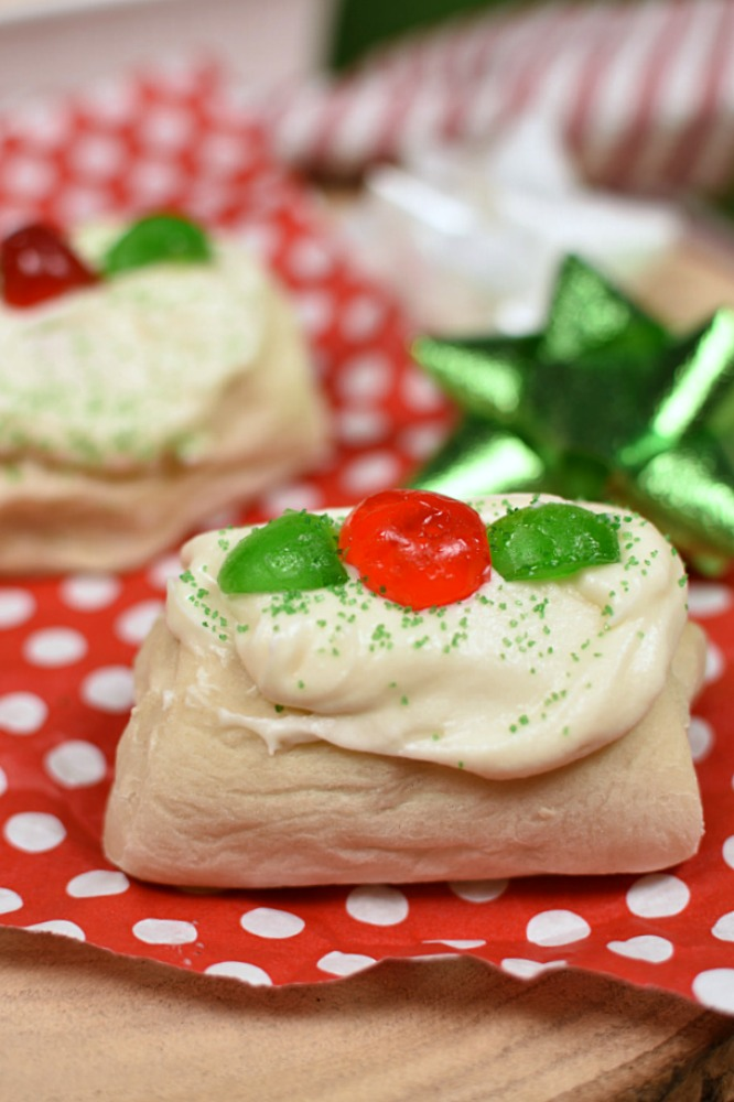 Christmas Pastries - an easy Chrismtas pastry