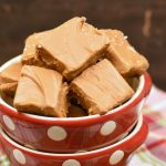 3 Ingredient Microwave Caramels