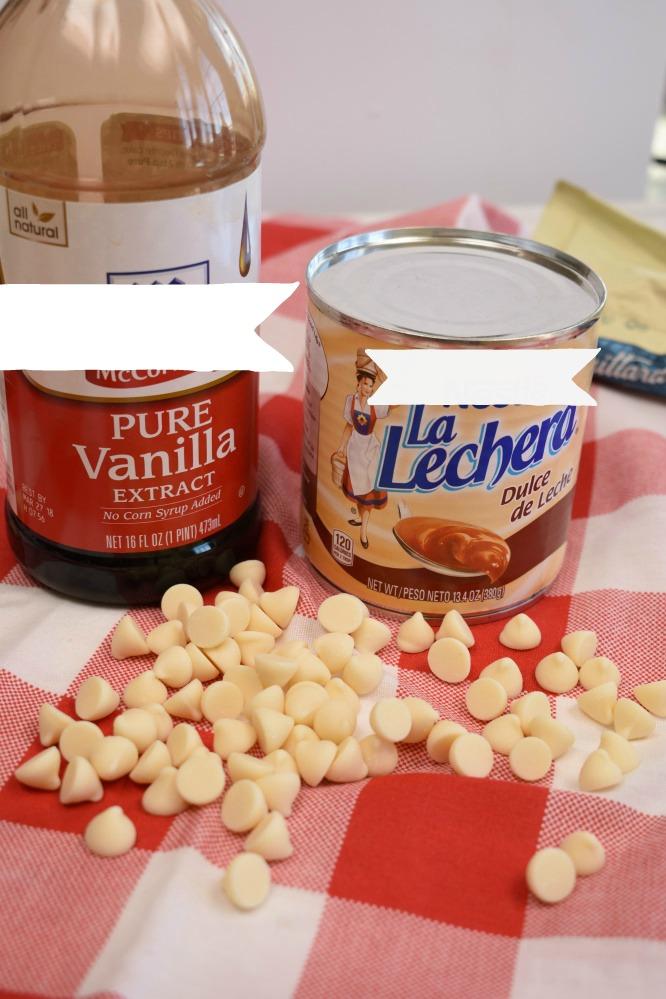 3 Ingredient Microwave Caramels - only 3 ingredients