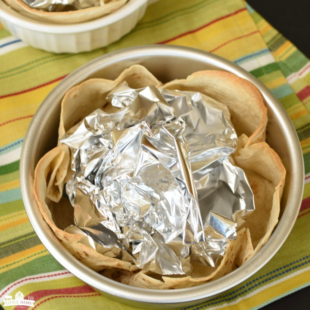 Homemade Tortilla Bows - featured image