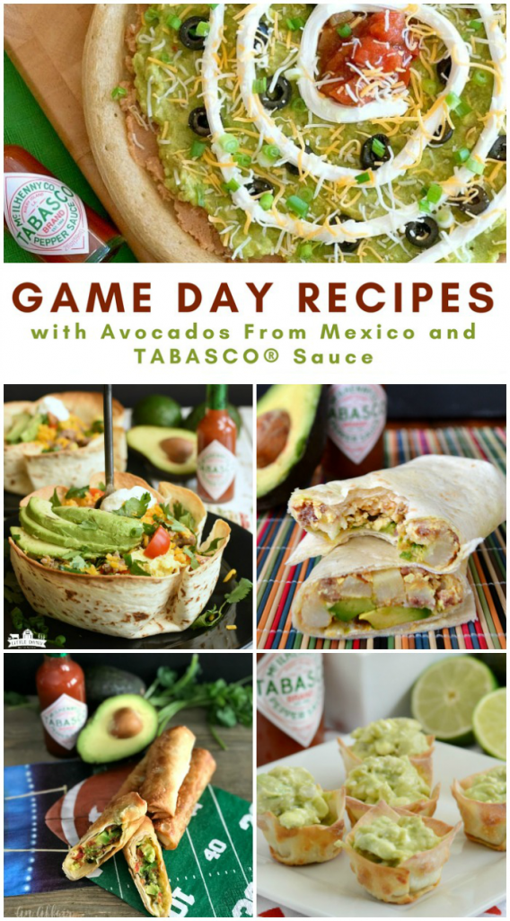 Big Game Recipes Avocados From Mexico and TABASCO® Sauce_preview