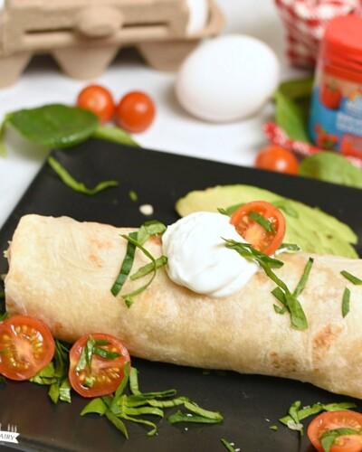 Freezer Breakfast Burritos- easy and hearty breakfasts