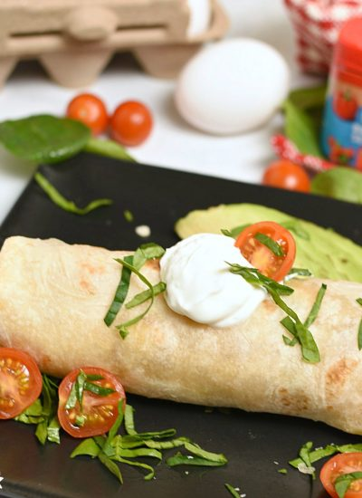 Freezer Breakfast Burritos- easy and hearty breakfasts