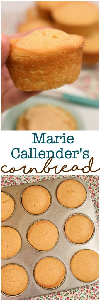 Marie Callender's Cornbread (copycat) is the BEST cornbreadmuffins ever! And learn how to grind your own cornmeal!