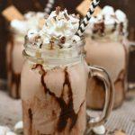 S'mores Smoothie- Breakfast, snacks, or dessert