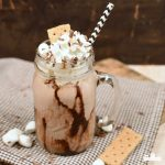 S'mores Smoothies {Skinny}