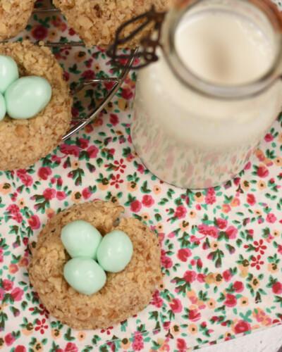 Bird's Nest Cookies - featured image 2