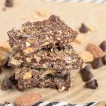 Easy Graham Cracker Toffee Bark