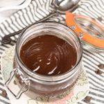 Homemade Hot Fudge Sauce - featured image
