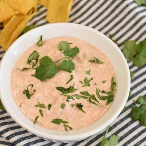 Cream Cheese Salsa - featured image