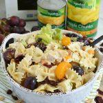 Chicken Pasta Salad- summer salad3