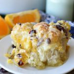 Easy Cranberry Orange Monkey Bread