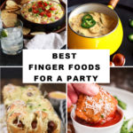 BEST Finger Foods for a Christmas Party