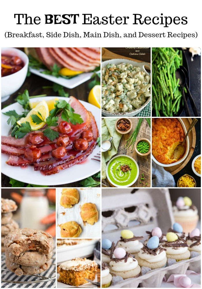 a collection of images of food