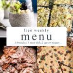 Free Weekly Meal Planner – Week 173