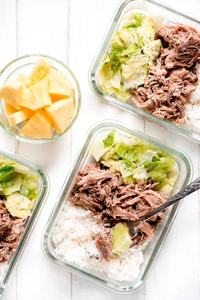 3- Ingredient Kalua Pork