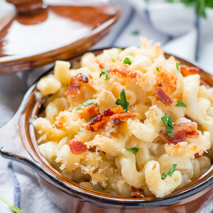 5 Cheese Mac & Cheese