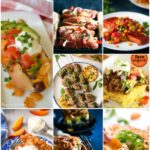 Weekly Family Menu Plan 179