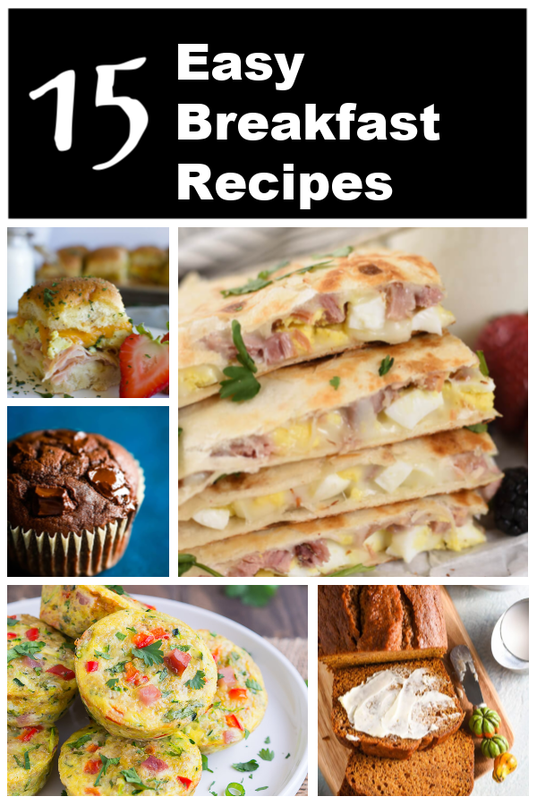 15 Easy Breakfast Recipes Little Dairy On The Prairie